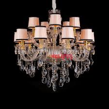 Czech Crystal Chandeliers Online Buy Wholesale Luxury Chandelier Lighting From China Luxury