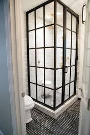 Black Shower Door Bathroom Shower Doors Ideas And Designs Home And Design Ideas