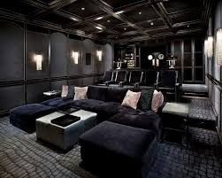 Best Media Room Images On Pinterest Cinema Room Movie Rooms - Home theatre designs