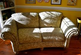 Slipcover For Large Sofa by Ediblecreativity Tuck Pin Done No Sew Loveseat Slipcover In 30