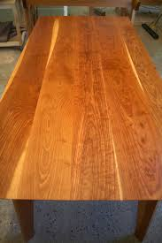 Cherry Dining Table Cherry Dining Table With And Midcentury Influences