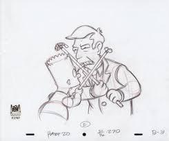 comic mint animation art