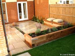 Back Garden Landscaping Ideas Small Garden Landscaping Ideas Back Gardens Uk For And Design