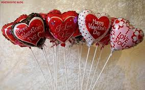 valentines baloons happy valentines day balloons pictures photos and images for