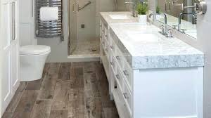 floor tile for bathroom ideas wood tile bathroom electricnest info