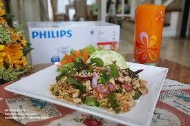 cuisine philips bloggang com เน นน ำ carrot mango smootie และลาบหม โดยม