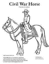 online civil war coloring pages 91 for seasonal colouring pages