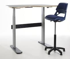 Sit Stand Adjustable Desk by Aalborg Sit Stand Adjustable Desk For Classrooms And Workplaces