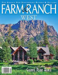 Montana Ranches For Sale Otter Buttes Ranch by Farm U0026 Ranch West 50 By Farm And Ranch Publishing L L C Issuu