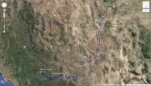 Mexico Google Maps by The Tarahumara Challenge In The Sierra Madre Krts 93 5 Fm Marfa