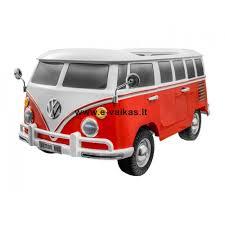volkswagen mini elektromobiliai dvivietis elektromobilis volkswagen mini bus t1 pa0177