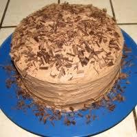 triple layer mocha cake recipe