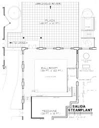 steamplant ballroom plaza floor plan steamplant wedding