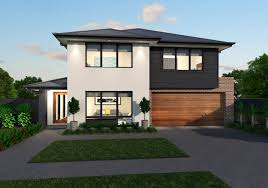 bayford 30 2 storey home design for shallow depth blocks
