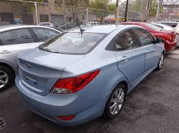 used hyundai accent 2012 hyundai accent 2012 in island ny hillside
