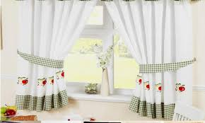 kitchen curtains and valances voluptuo us