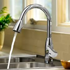 Pull Down Kitchen Faucet by Colony Soft 1 Handle High Arc Pull Down Kitchen Faucet American