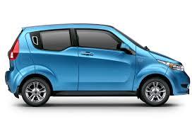 Mahindra Reva E20 Interior Electric Car Specifications Mahindra E2oplus