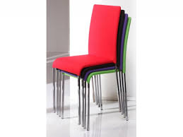 Best Fabric For Dining Room Chairs Furniture Stacking Dining Room Chairs Endearing Inspiration Tone