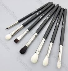 jessup makeup brushes set kabuki foundation eyeshadow eyeliner lip