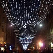 ebay outdoor xmas lights 24v 250 leds 50m cool white string fairy lights lighting party