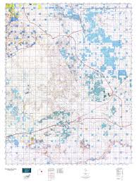 Blm Maps New Mexico by New Mexico Gmu 42 East Map Mytopo