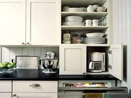 simple 50 kitchen appliance storage cabinets design inspiration