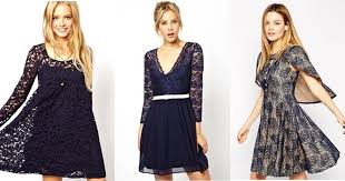 3 preppy lace shift dresses for thanksgiving midtown