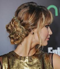Messy Formal Hairstyles by The Little Blonde Stylish Medium Curly Hairstyles For Fresh New