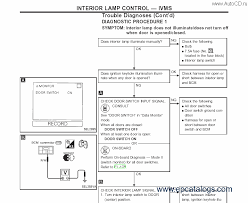 nissan t31 wiring diagram nissan wiring diagrams instruction