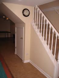 fresh how do you finish basement stairs 4517