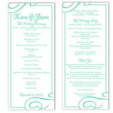 Wedding Program Templates Word Diy Burlap Wedding Details Card Template From Thedesignsenchanted