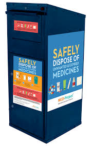 safe medicine disposal sites san mateo county health system