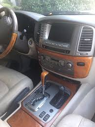 lexus lx for sale by owner one owner runs like brand new lexus lx 470 used lexus lx for