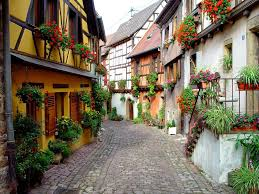 our serene planet eguisheim alsace france