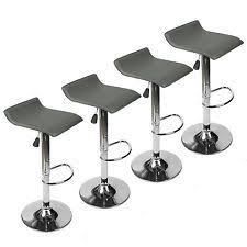 chrome bar stools ebay