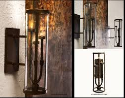 candle sconces for the wall 2 piece metalglass sconce set set