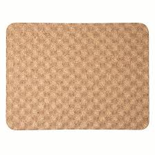 Cork Mats For Bathrooms Buy John Lewis Thick Cork Bath Mat John Lewis