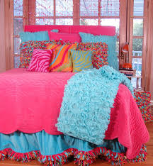 bedroom beautiful bedspreads for teens decor with beds and pillow