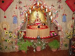 home decoration of ganesh festival 15 incredible krishna janmashtami decoration pictures and images