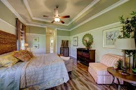 Tray Ceiling Master Bedroom Custom Ceilings Home Construction Stanley Homes