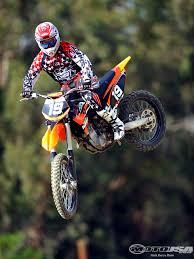 2010 ktm 250 sx f shootout photos motorcycle usa