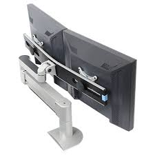 Computer Monitor Mounts Desk Measurements And Considerations For Attaching Monitor Arms To Desks