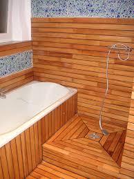 salle de bain de bateau parquet pond de bateau france excellence déco vente en ligne
