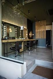 Small Space Salon Ideas - hair salon fit out by timbermill designs www timbermill com au