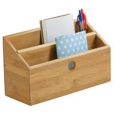 Wood Desk Accessories And Organizers Modern Desk Accessories And Organizers Home Design Ideas