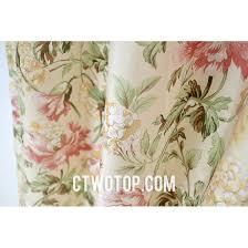 Yellow Damask Shower Curtain Elegant Beautiful Cheap Beige Floral Damask Shower Curtains