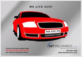 audi insurance audi car insurance scheme sky insurance