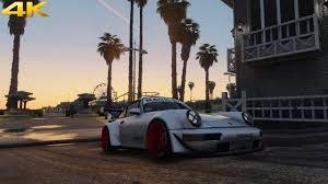 1991 porsche 911 turbo rwb 1991 porsche 911 964 turbo hoonigan u0026rauh welt gta v ultra