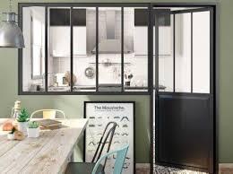 separation vitree cuisine salon separation vitree entre cuisine et salon 4 cuisine ytrac de